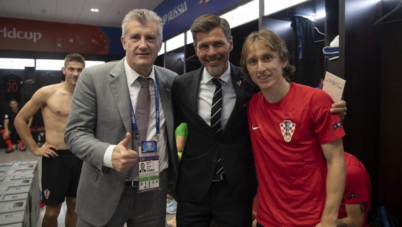 Boban nói về Modric, Correa và Rebic - Bóng Đá