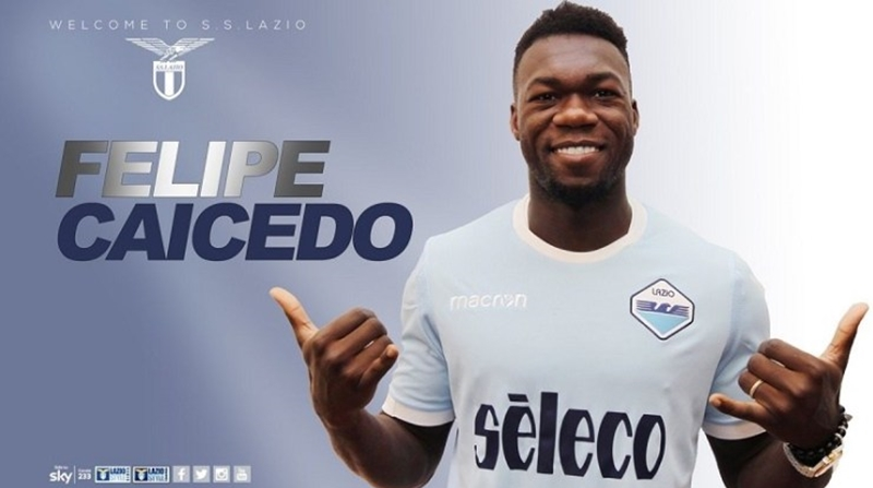 Sinh nhật Felipe Caicedo - Bóng Đá