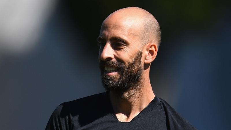 Ảnh Sanchez tập luyện tại Inter Milan - Bóng Đá