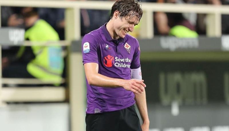Kevin-Prince Boateng khuyên Chiesa ở lại Fiorentina - Bóng Đá
