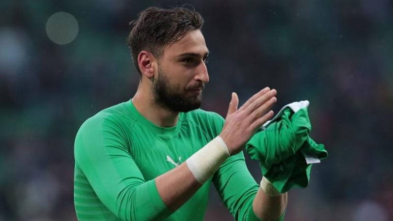Gianluigi Donnarumma gia hạn hợp đồng với AC Milan - Bóng Đá