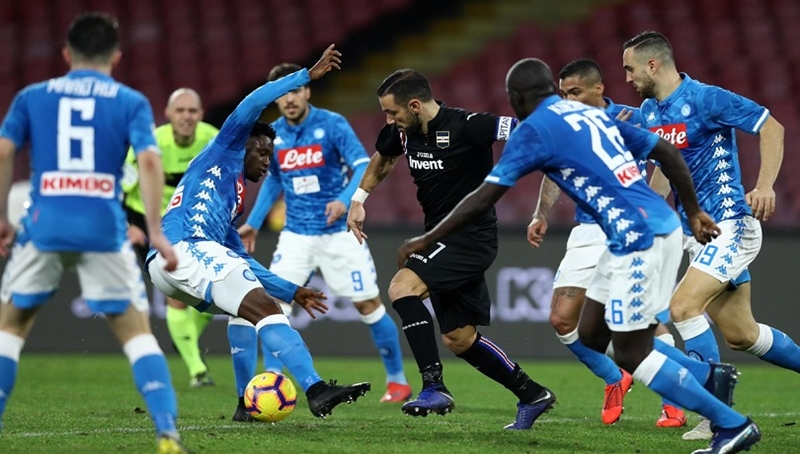 Vòng 3 Serie A: Chờ đợi màn hủy diệt của Napoli - Bóng Đá