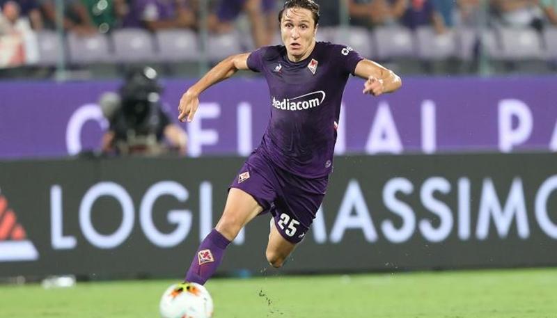 Rocco Commisso muốn Chiesa ghi bàn vào lưới Juventus - Bóng Đá