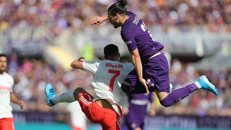 3 điều có thể bạn đã bỏ lỡ ở trận Fiorentina 0-0 Juventus: Vị khách đặc biệt xuất hiện - Bóng Đá
