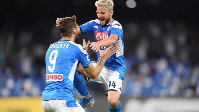 Dries Mertens úp mở chuyện rời Napoli - Bóng Đá