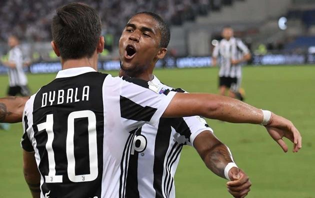 Douglas Costa: Điệu samba buồn ở Juventus - Bóng Đá