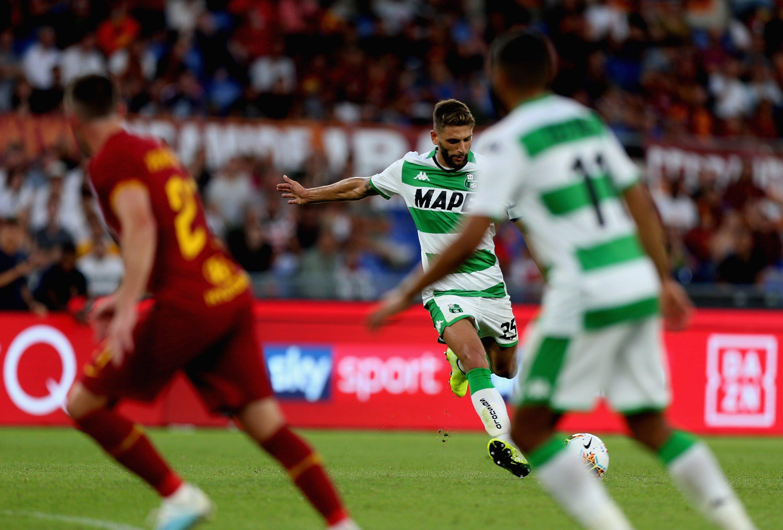 Henrikh Mkhitaryan ghi bàn, AS Roma đánh bại Sassuolo - Bóng Đá