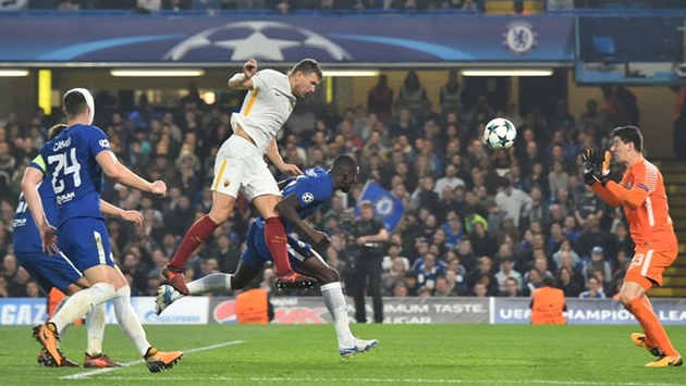 Nhìn lại quãng thời gian Chelsea-Conte tại Champions League - Bóng Đá