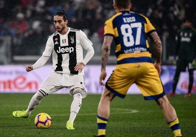 """""""Mối tình"""" Juventus – Martin Caceres: Ai rồi cũng khác - Bóng Đá"""