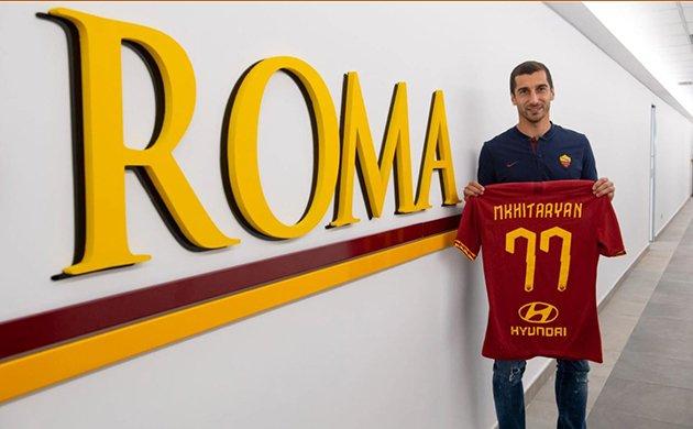 Zibi Boniek giao nhiệm vụ cho Mkhitaryan ở AS Roma - Bóng Đá
