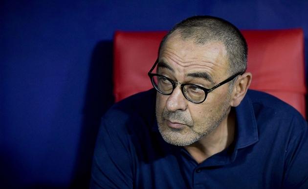 Maurizio Sarri phát biểu sau trận đấu với Atletico - Bóng Đá