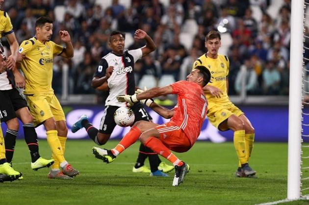 """5 điểm nhấn sau trận Juventus 2-1 Hellas: Dấu ấn Sarri, nỗi lo """"kẻ đóng thế"""" De Ligt - Bóng Đá"""