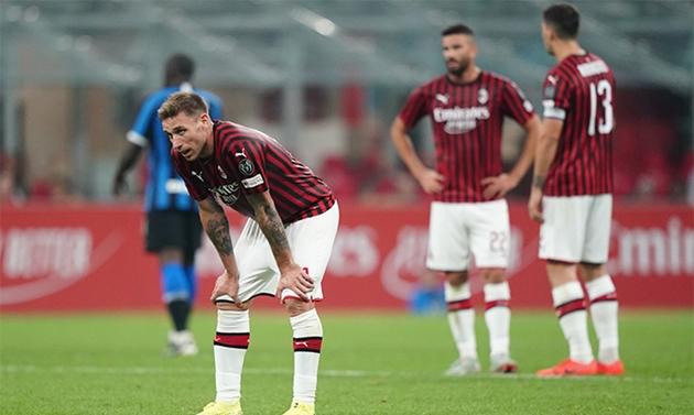 Lukaku ghi bàn, Inter Milan nhẹ nhàng đánh bại AC Milan - Bóng Đá