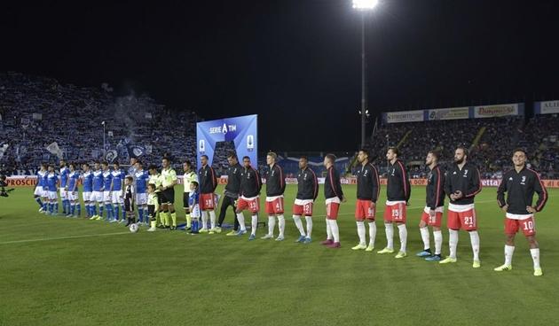 Ảnh trận Brescia - Juventus - Bóng Đá