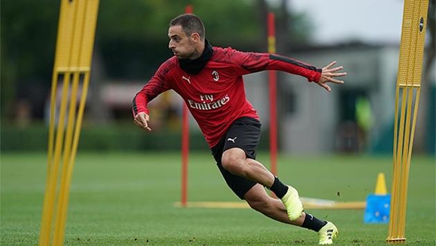 AC Milan đón Giacomo Bonaventura trở lại - Bóng Đá