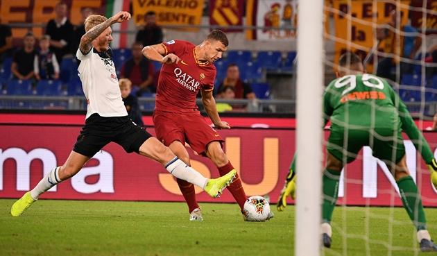 Ảnh trận AS Roma - Atalanta - Bóng Đá