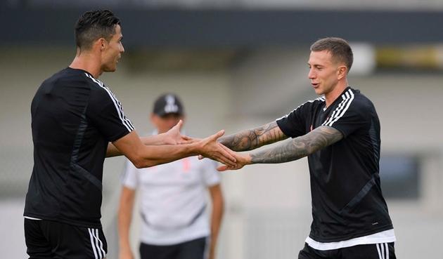 Ảnh tập Juventus - Bóng Đá