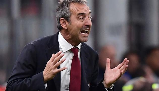Thua 3/5 trận, HLV AC Milan vẫn nói cứng - Bóng Đá