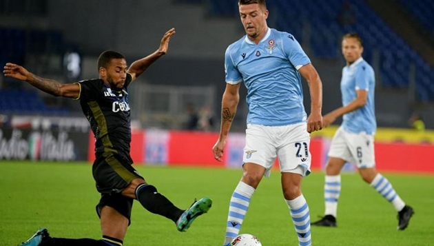 Inter Milan mua Sergej Milinkovic-Savic - Bóng Đá