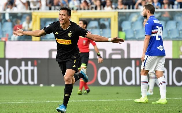 Sanchez ghi bàn nhưng đây mới cái tên chơi hay nhất của Inter Milan (Stefano Sensi) - Bóng Đá