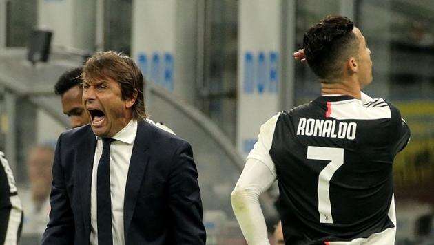 10 khoảnh khắc ấn tượng trong trận Inter Milan - Juventus: Những nỗi đau của Conte - Bóng Đá