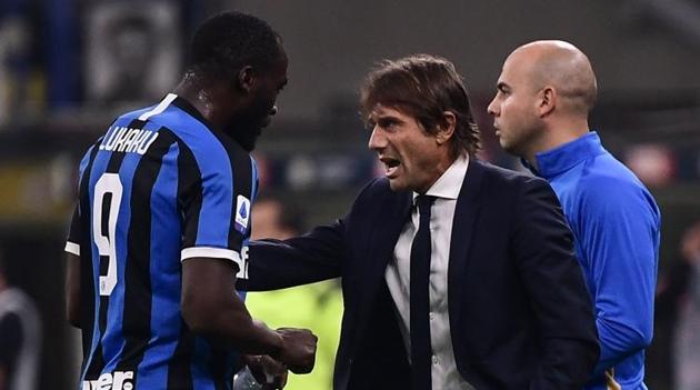 Conte lo lắng cho Lukaku - Bóng Đá