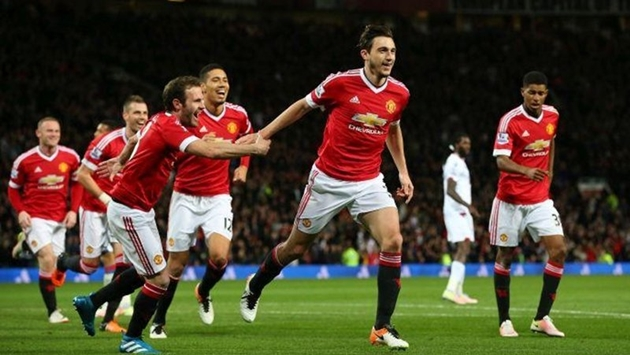 Juventus nhắm Matteo Darmian - Bóng Đá