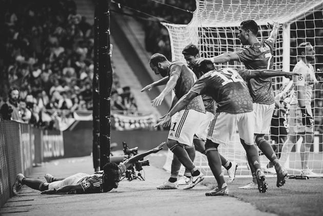 Ảnh trắng đen Juventus - Bóng Đá