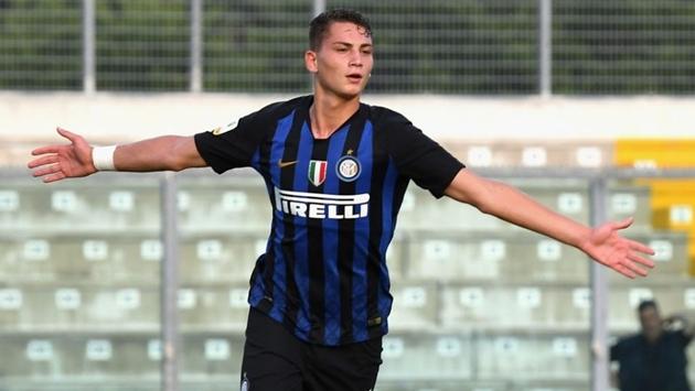 Sebastiano Esposito không tham dự U17 World Cup - Bóng Đá