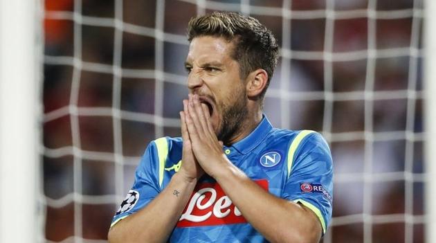 Inter Milan nhắm Dries Mertens - Bóng Đá