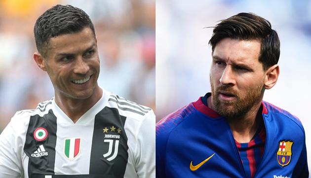 Messi trả lời Ronaldo về việc rời Barcelona - Bóng Đá