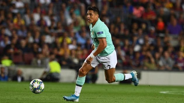 Conte nói về Alexis Sanchez - Bóng Đá