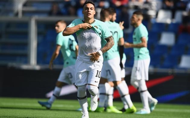 Lautaro Martinez nói về sự kết hợp với Lukaku - Bóng Đá