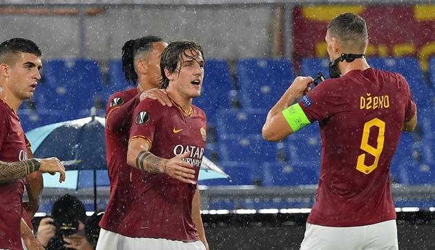 Tin trận AS Roma - Gladbach - Bóng Đá