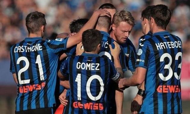 Ảnh trận Atalanta - Udinese - Bóng Đá