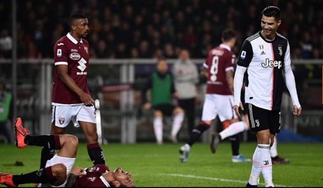 10 hình ảnh ấn tượng tại Serie A trong 24 giờ qua: Nụ cười bí hiểm của Ronaldo - Bóng Đá