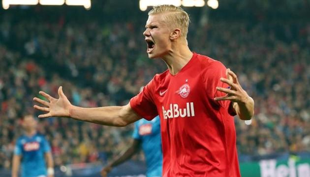 RB Salzburg ra giá cho Erling Haaland 100 triệu euro - Bóng Đá