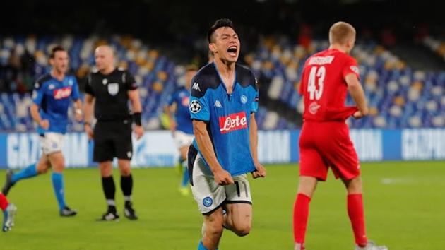Tin trận Napoli - Salzburg - Bóng Đá