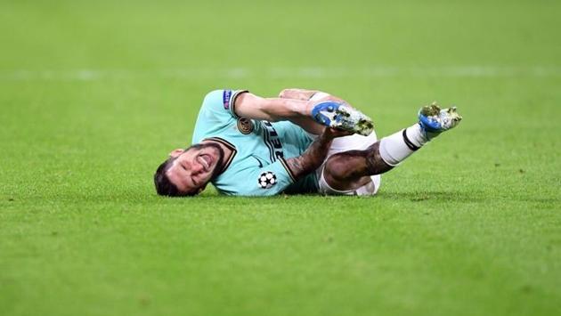 Inter Milan mất Matteo Politano - Bóng Đá