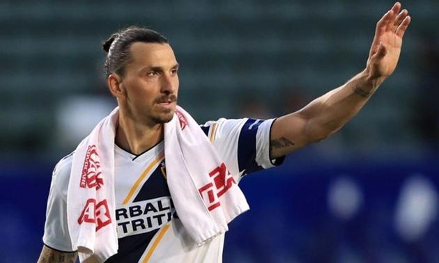HLV Pioli nói về khả năng AC Milan chiêu mộ Ibrahimovic - Bóng Đá