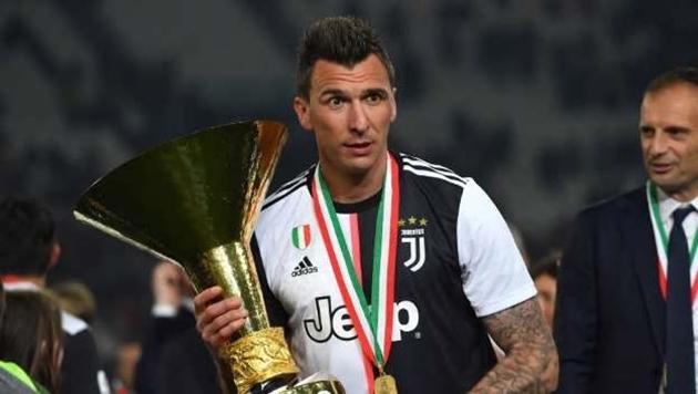 AC Milan mua Mario Mandzukic - Bóng Đá
