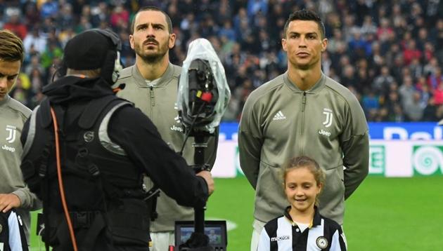Bonucci nói về Ronaldo - Bóng Đá