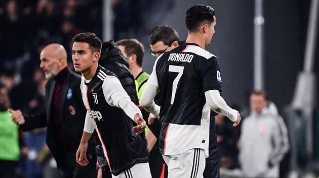 Ronaldo nói về sự tức giận ở trận gặp AC Milan - Bóng Đá