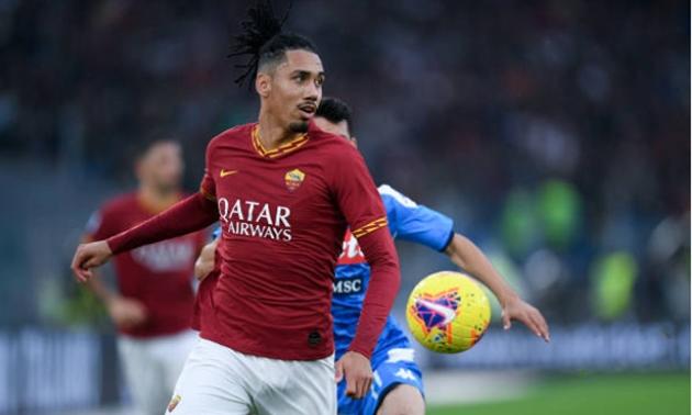 AS Roma muốn mượn Chris Smalling thêm 1 mùa giải - Bóng Đá