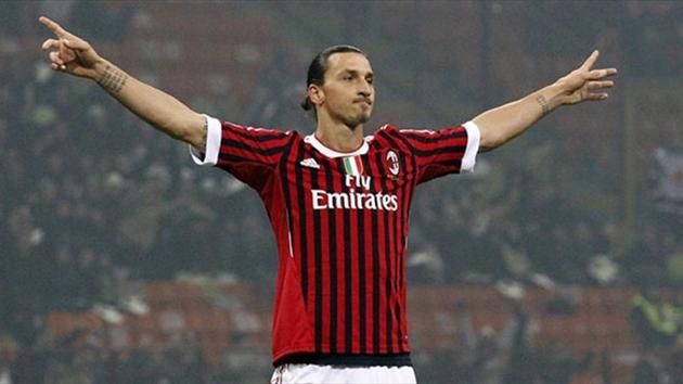 Ibrahimovic muốn nhận 6 triệu euro ở AC MIlan - Bóng Đá