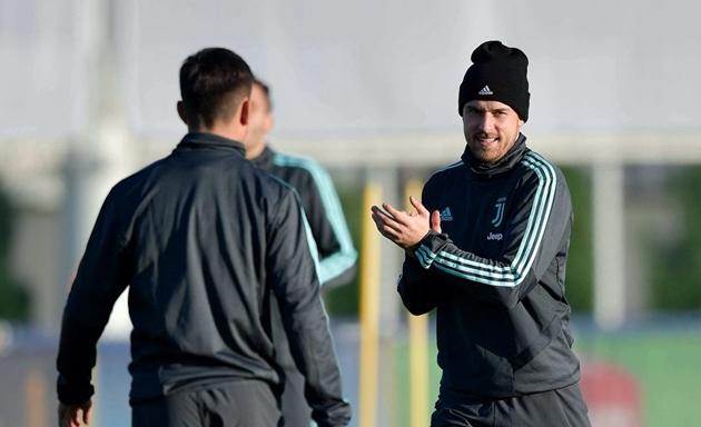Worldcup888 news: Ronaldo không nở nụ cười trước trận gặp Atletico Madrid
