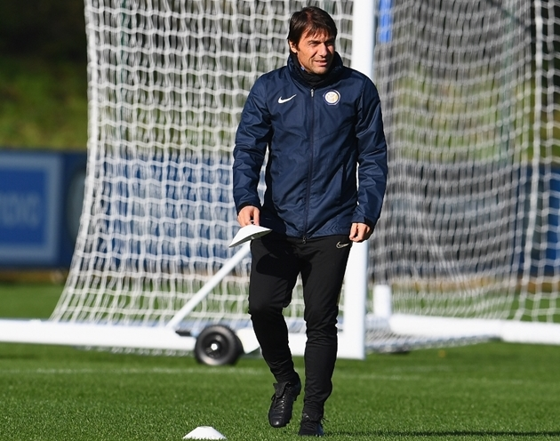 Ảnh Inter Milan tập - Bóng Đá
