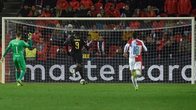 Lukaku và hành trình đi tìm bàn thắng đầu tiên tại Champions League cho Inter Milan - Bóng Đá