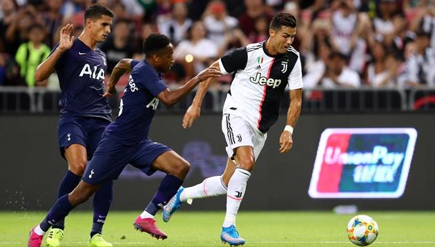 Bonucci không muốn Juventus gặp Tottenham ở Champions League - Bóng Đá