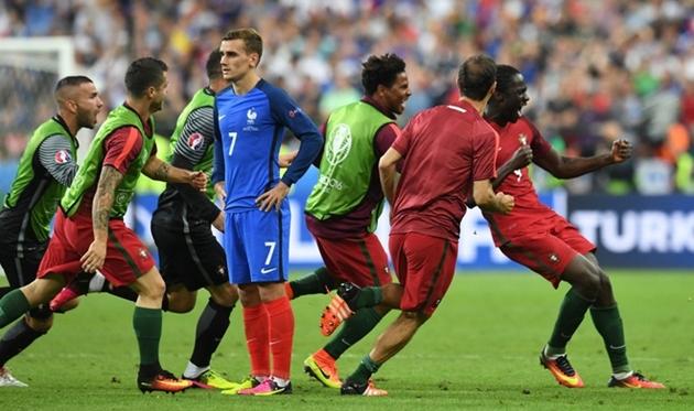 Kết quả bốc thăm vòng bảng EURO 2020 - Bóng Đá